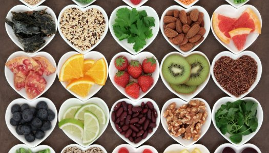 "Los famosos ""superalimentos o superfoods"""