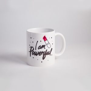 i am powerful cup